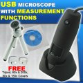 cia009-airforce-200x-usb-digital-microscope-w-measurement-functions